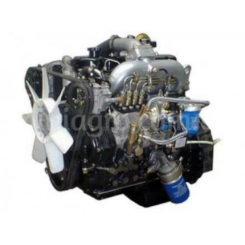 Дизельний двигун ZN490BT
