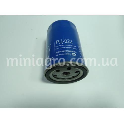Фільтр паливний РД-022 на КМ385ВТ DF244, FS244, Zoomlion 244rd, Jinma 264, Jinma 244E, Lovol 244