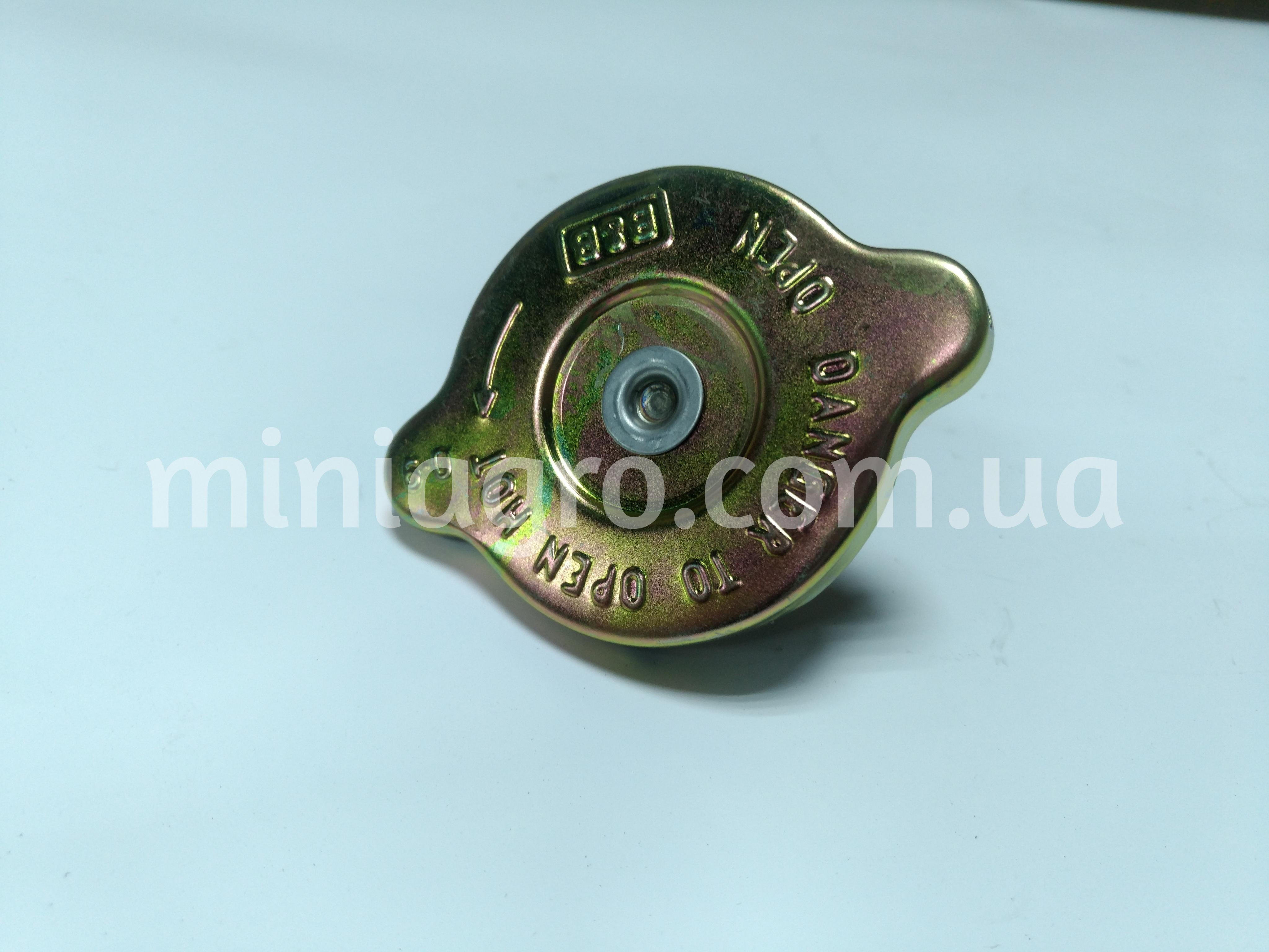 Крышка радиатора с обратным клапаном