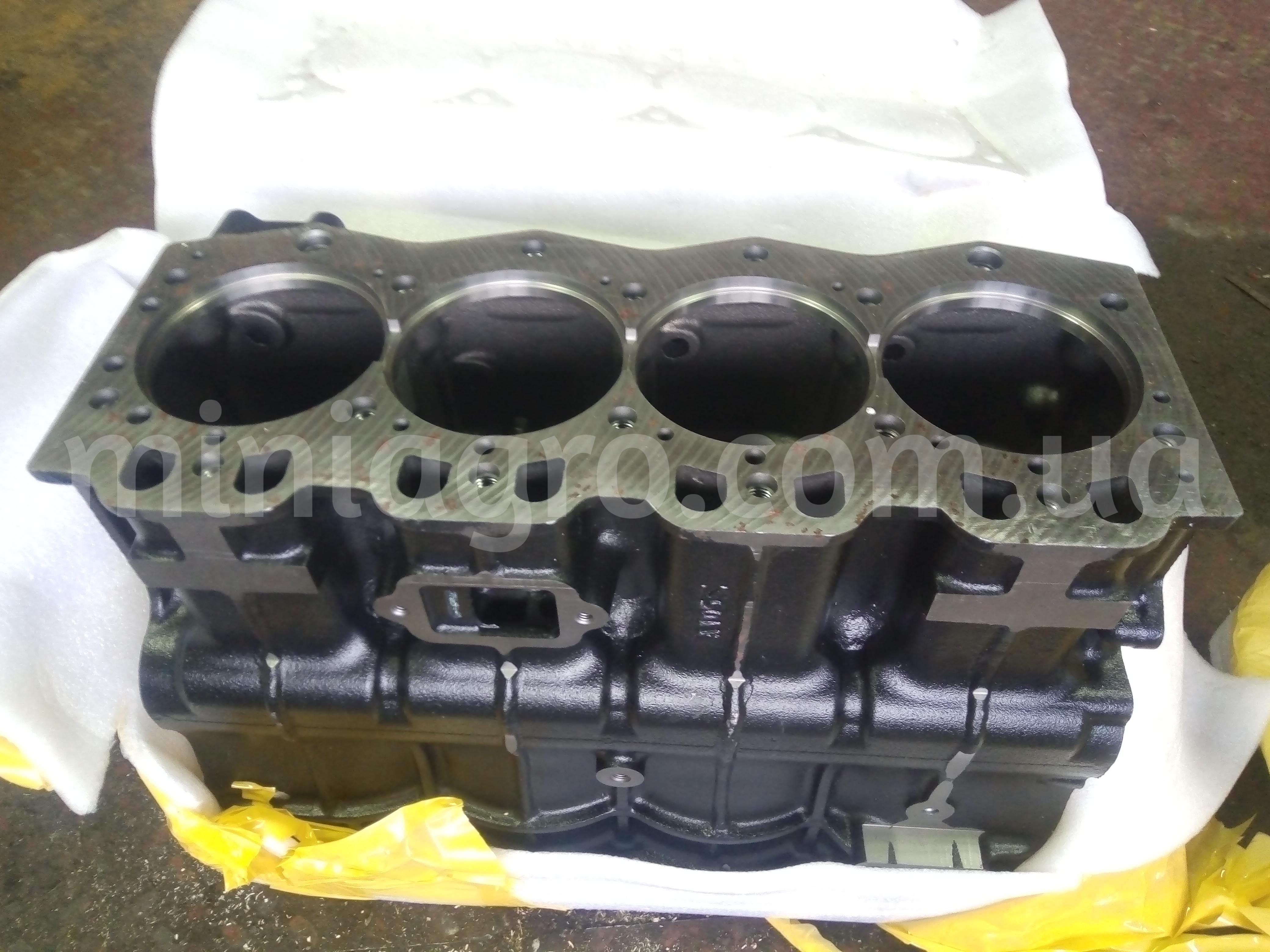 Блок цилиндров ZN490