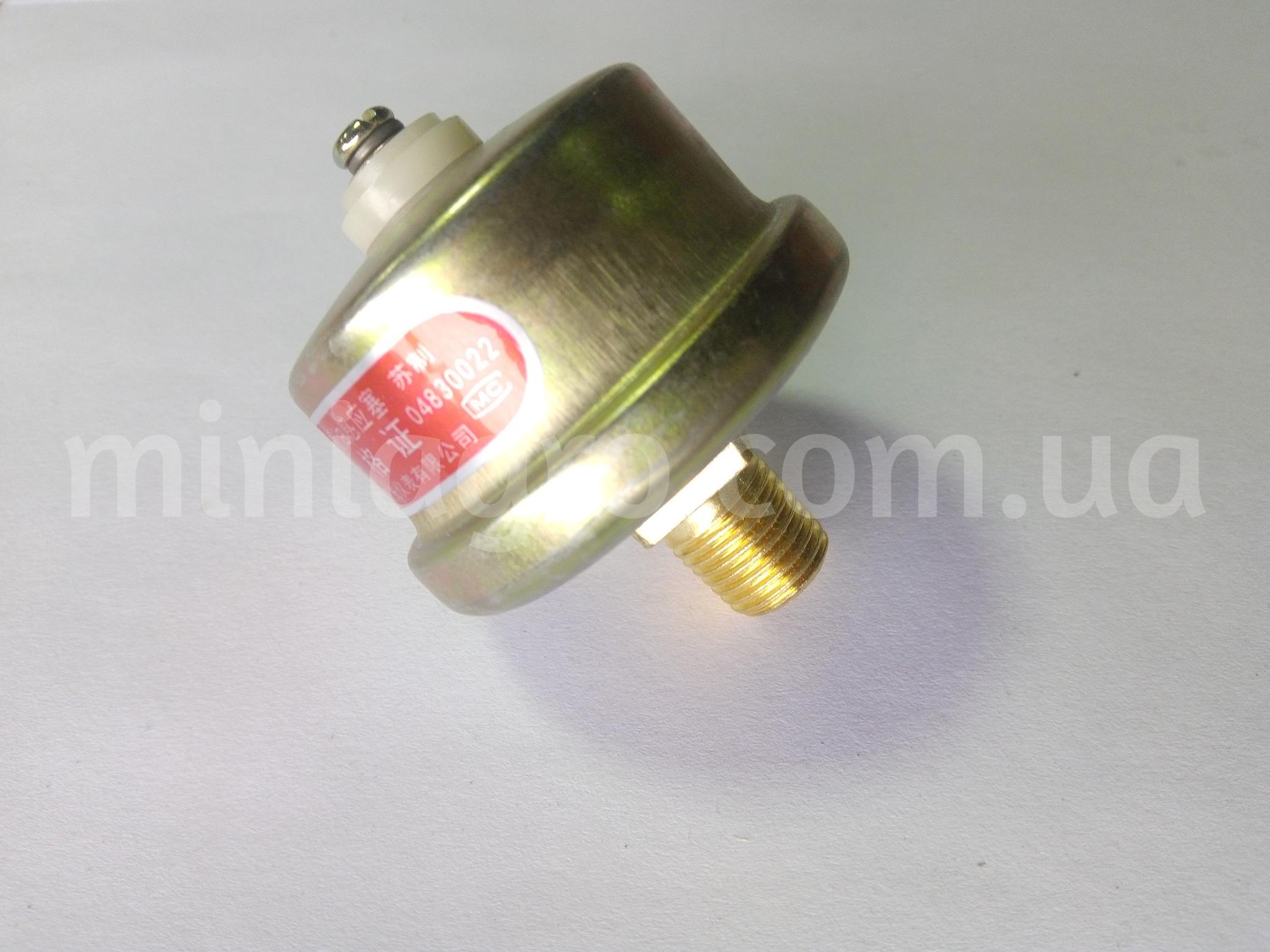 Датчик давления масла ZTN490BT