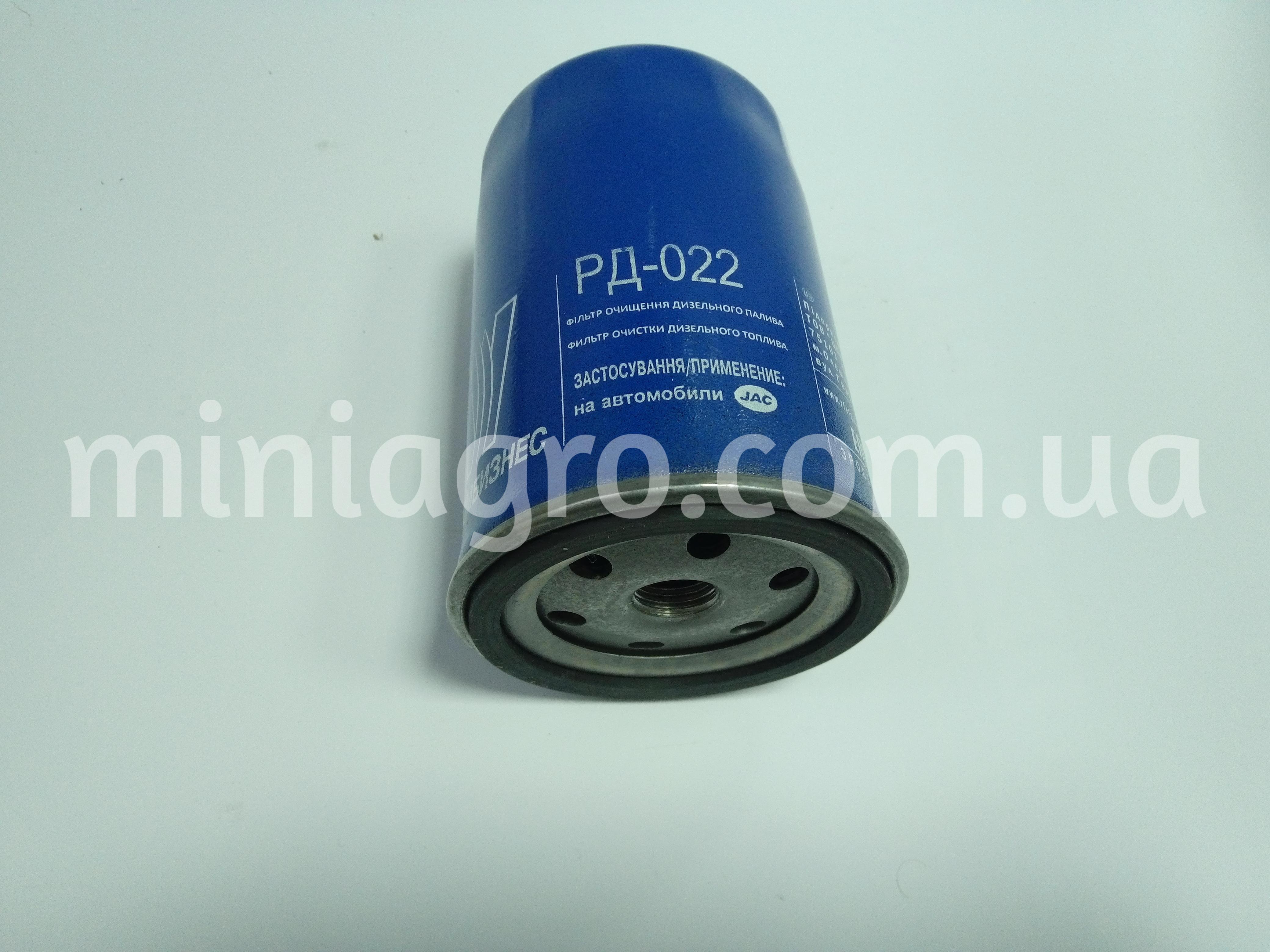 Фильтр топливный РД-022 на КМ385ВТ DF244, FS244, Zoomlion 244rd, Jinma 264, Jinma 244E, Lovol 244
