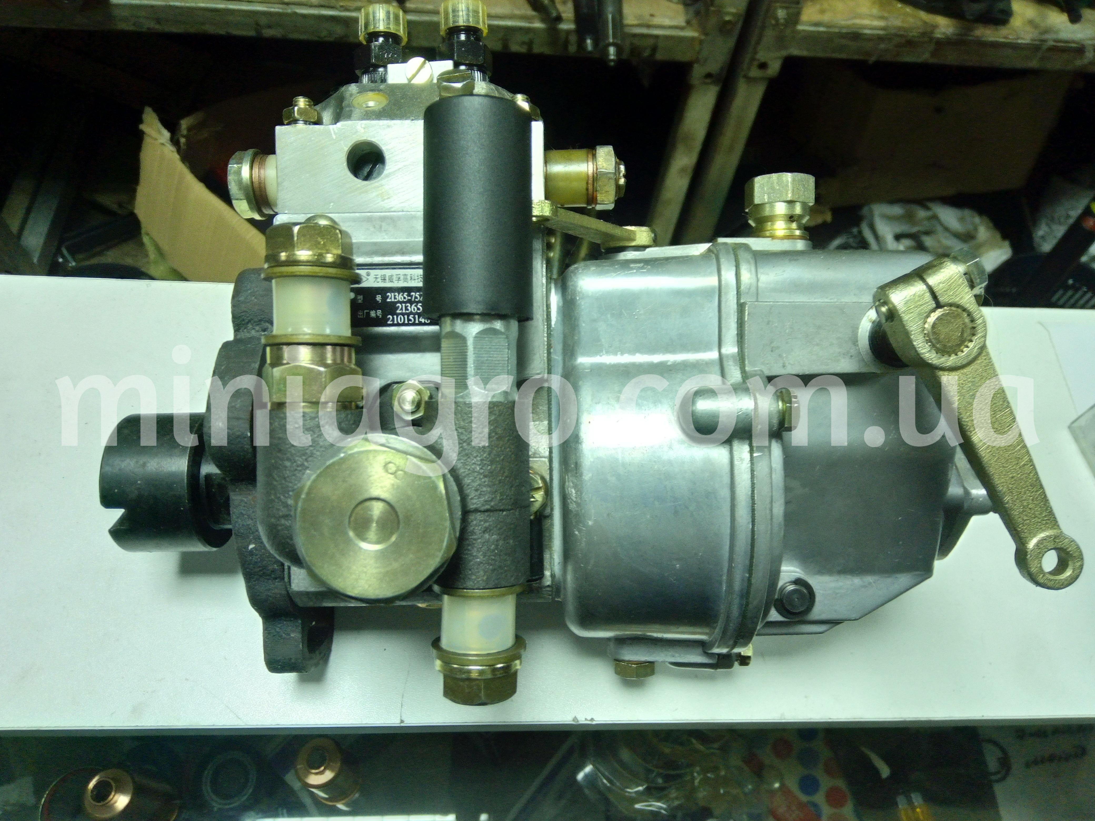 Топливный насос ТНВД двигателя TY-290 для мототрактора X180