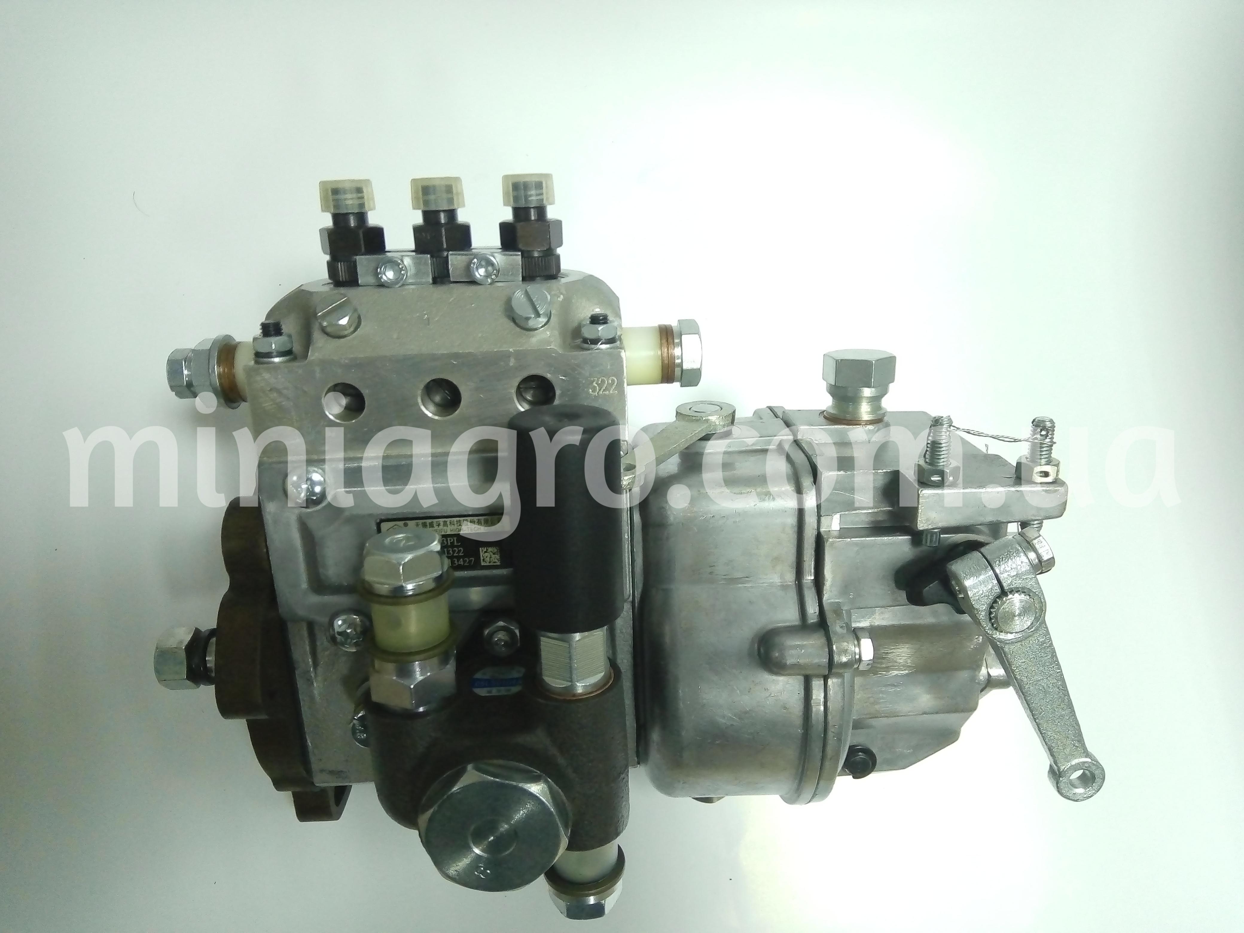 Топливный насос ТНВД двигателя TY-395 для мини-трактора Dong Feng 354, до 2017 г.в.