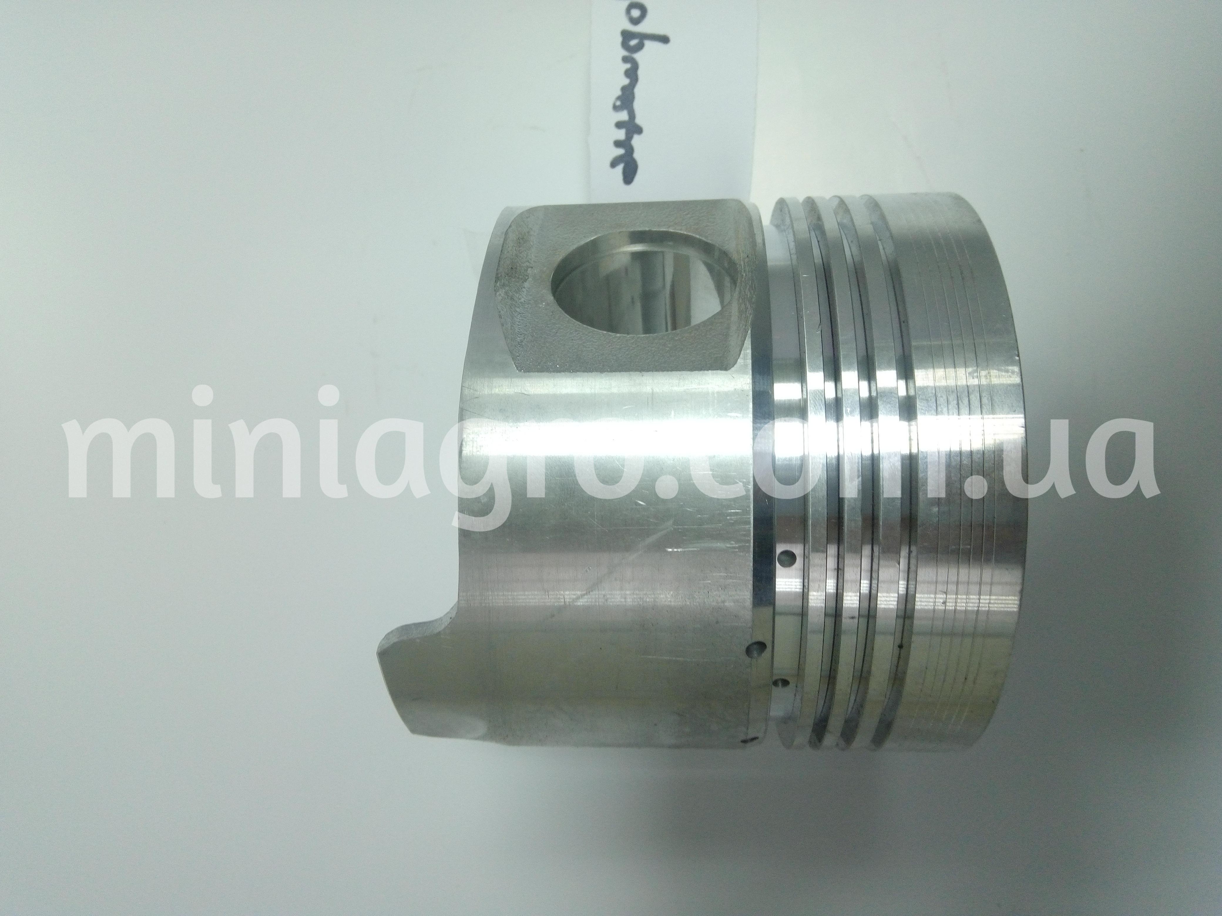 Поршень двигателя KM138 для мототрактора ХТ24В, TS 24 B (и на других ременных тракторах)