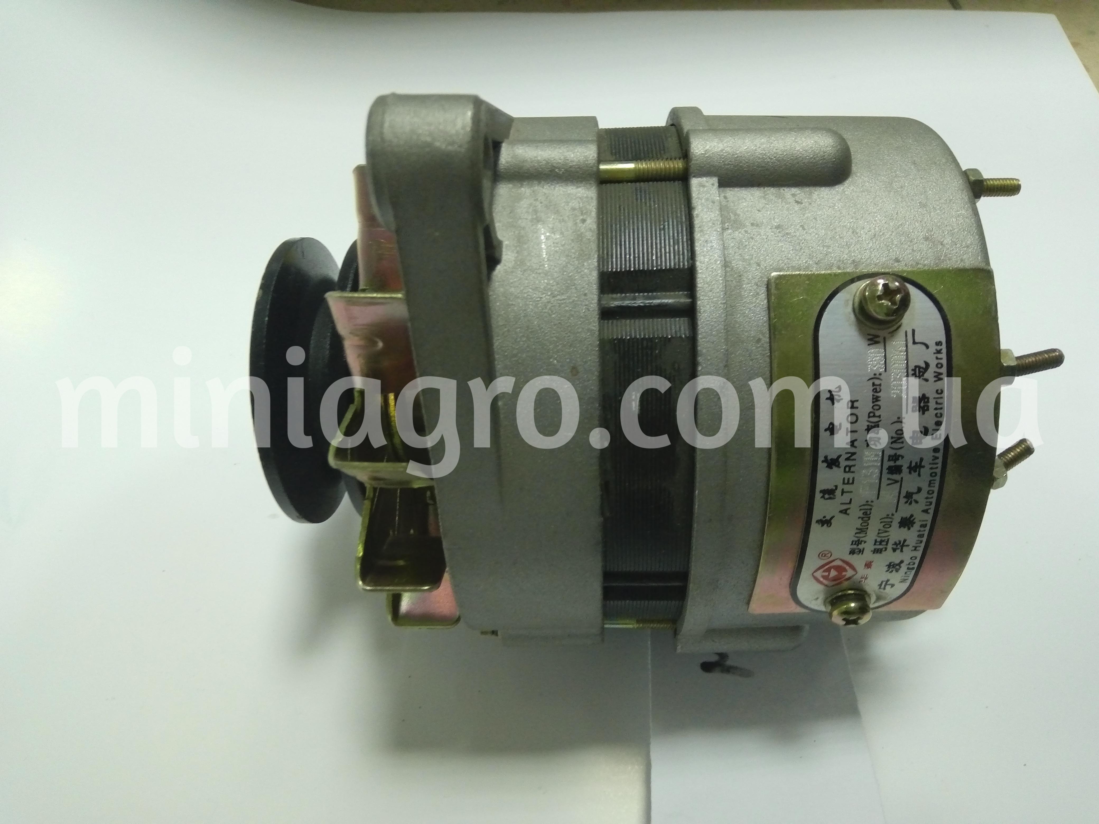 Генератор JF131M, для мототракторов Mahindra 244, Feng Shou