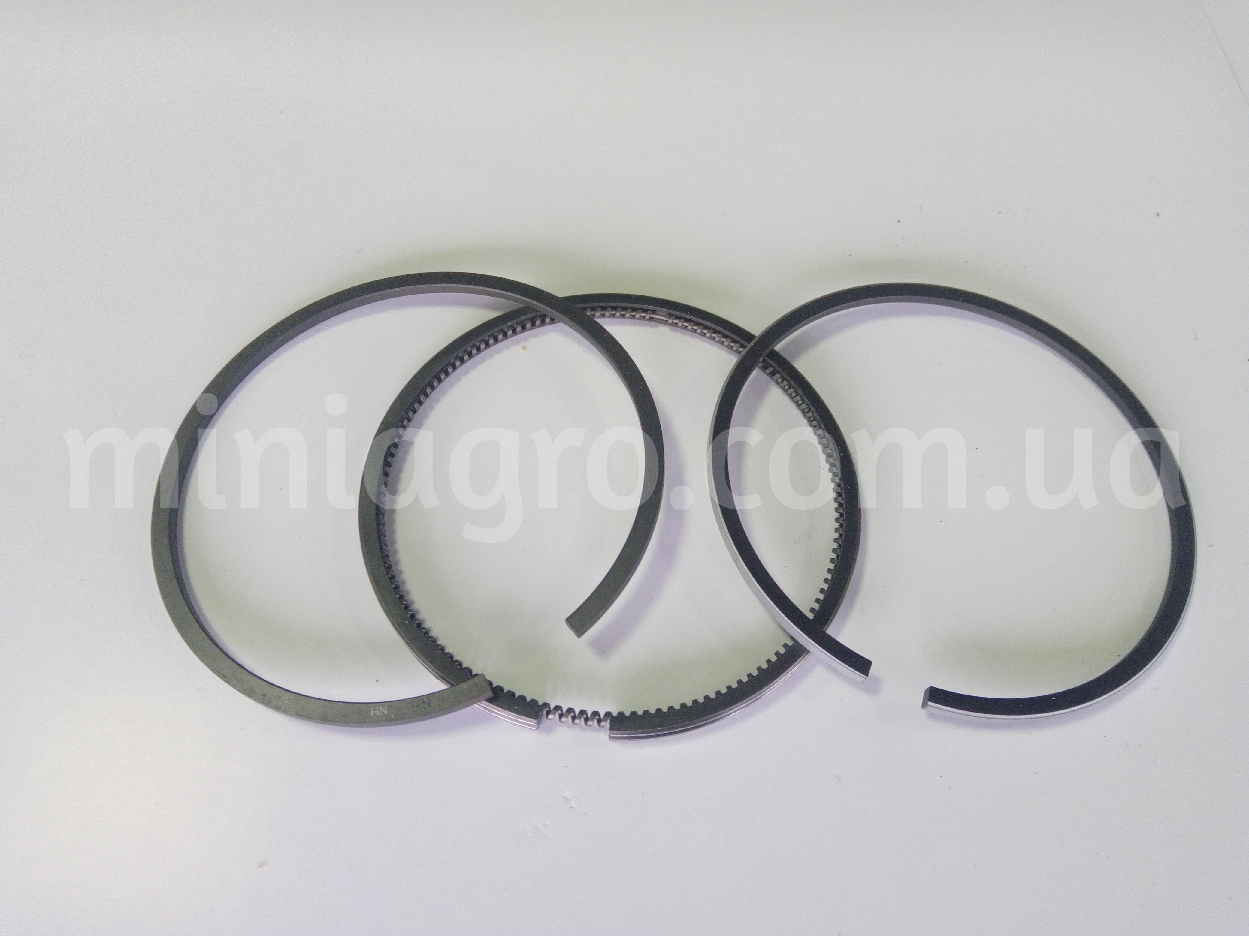 Кольца поршневые комплект 1 поршень КМ385