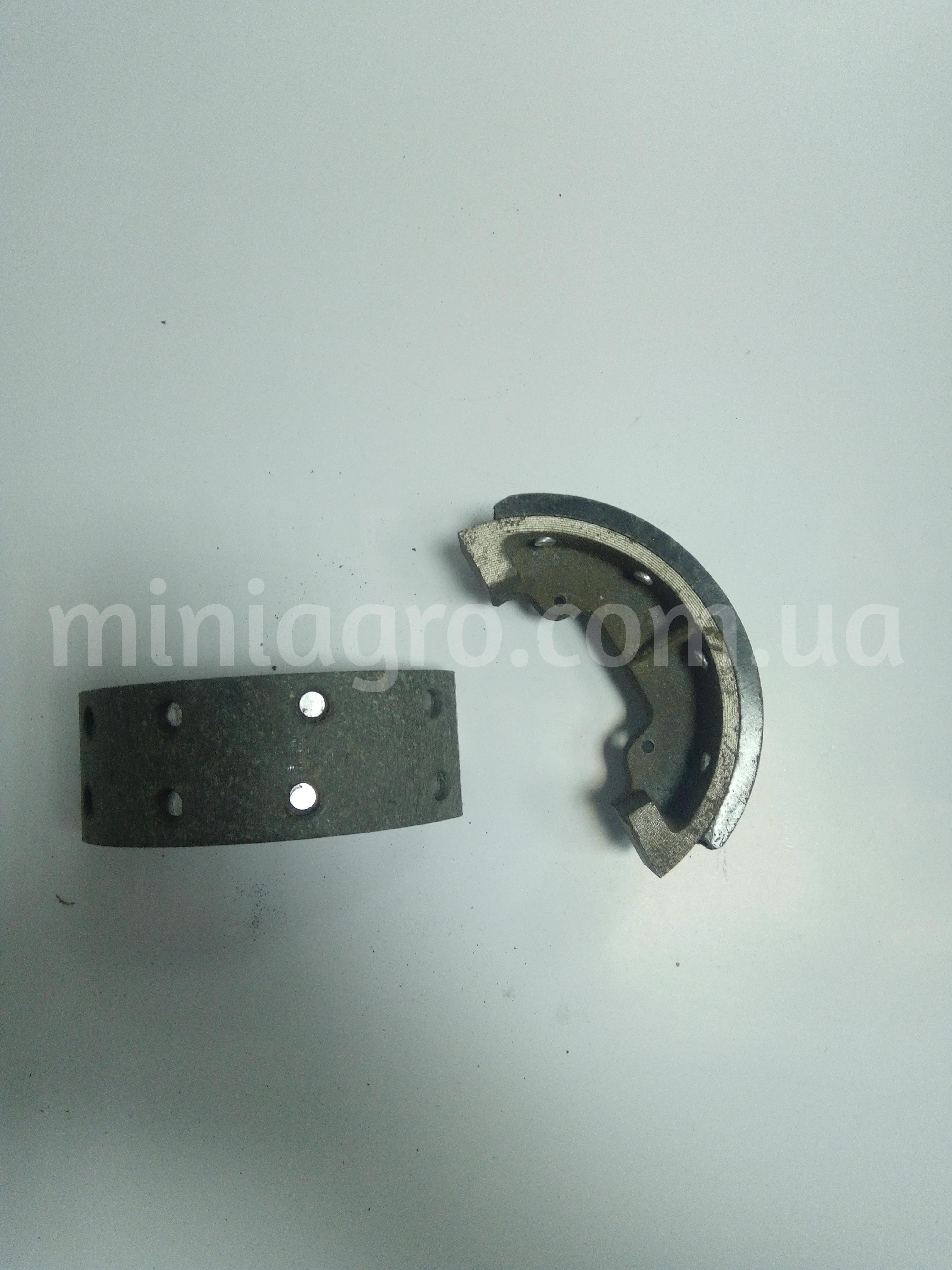 (!) Колодка тормозная DF244 (киев не верн