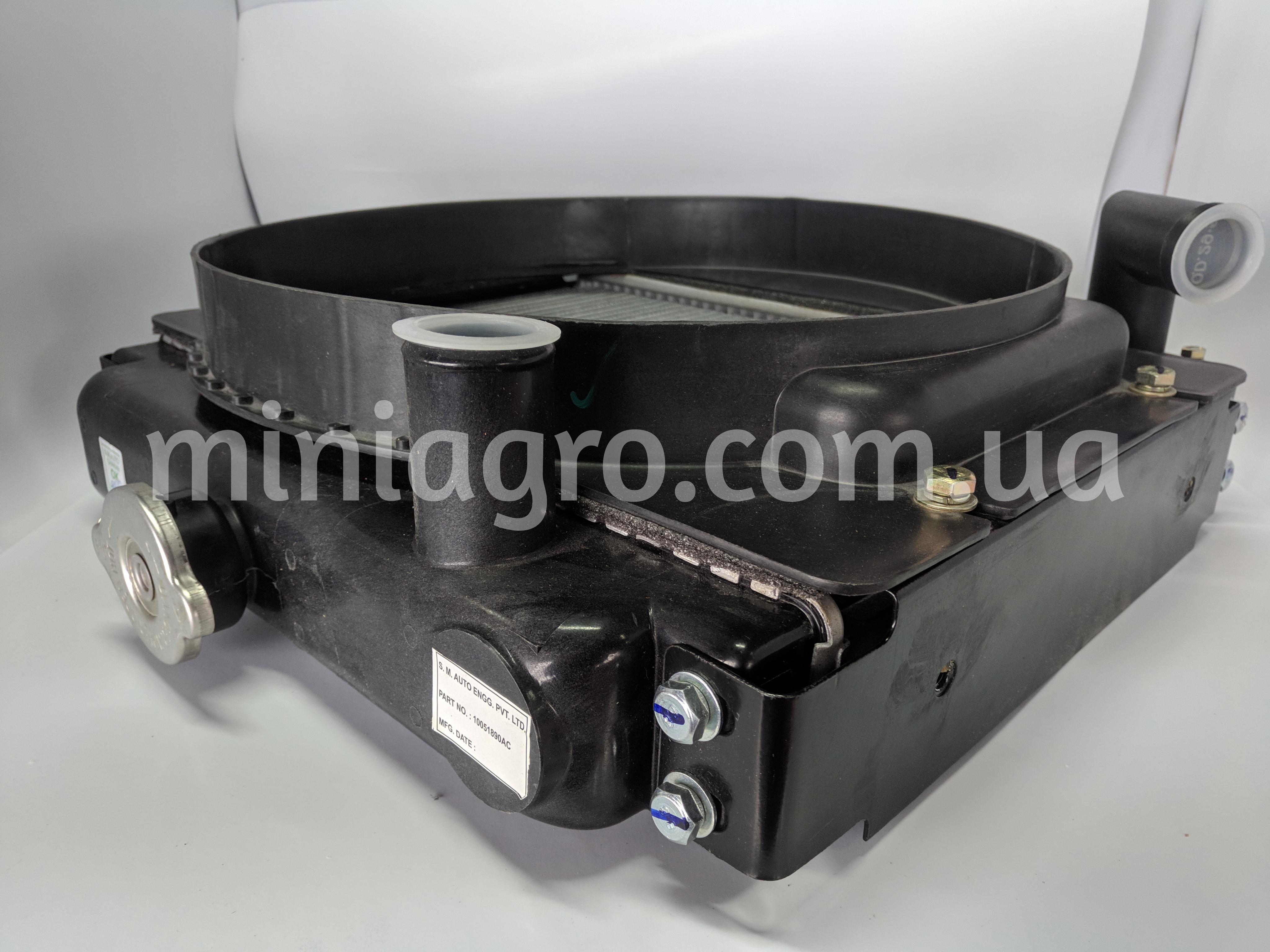 Радиатор системы охлаждения SOLIS 20