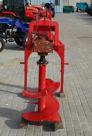 Ямобур діаметр 250 мм. з карданом