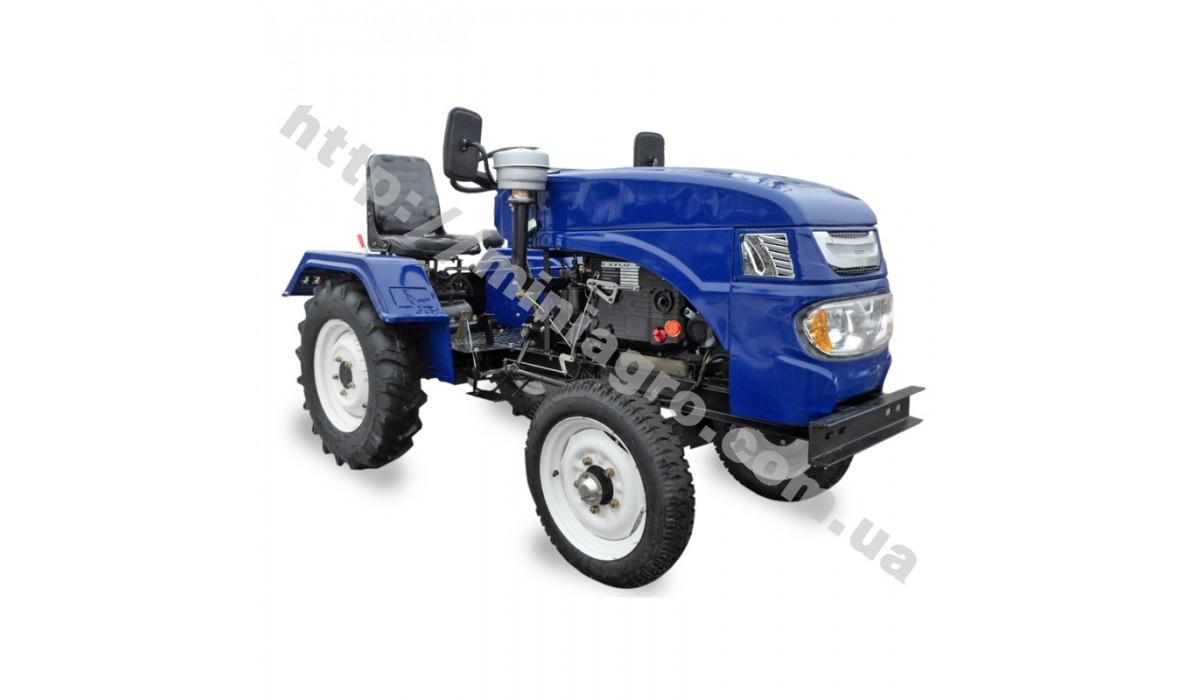Мото-трактор BULAT T 200 Lux (НОВИЙ ДИЗАЙН)