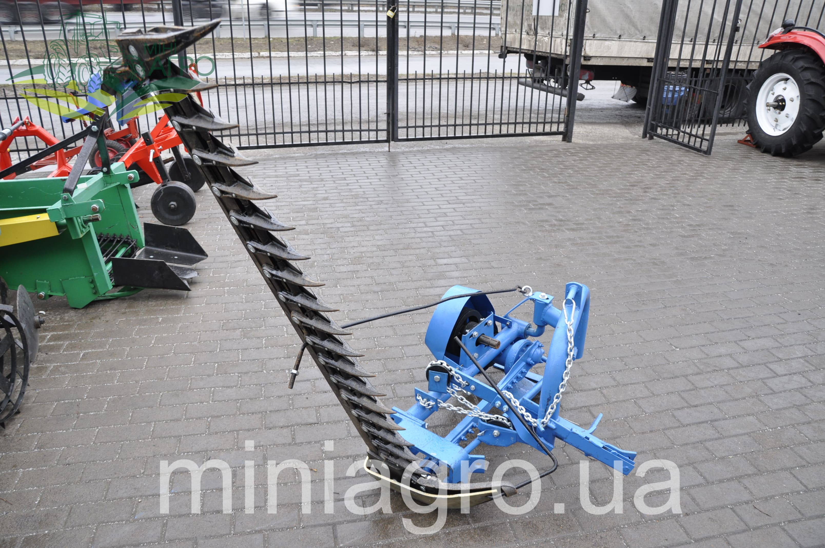Сенокосилка ХТ 1,8 с карданом КНР