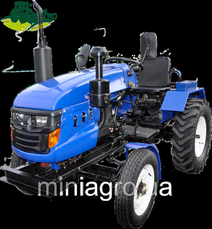 Мини-трактор SF-160 c трехточечной навеской