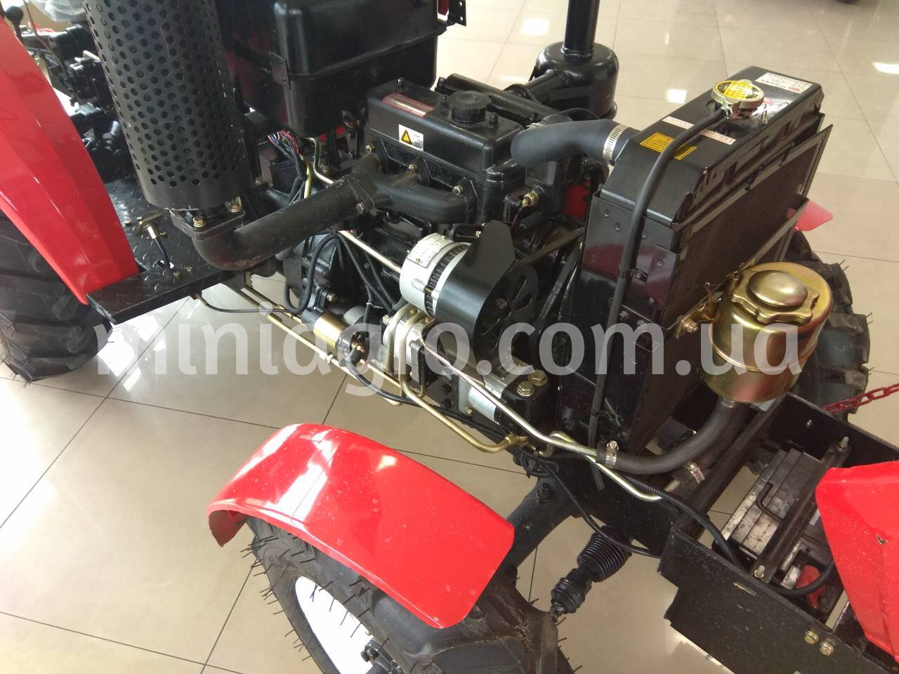 Пакет ТО для Xingtai XT224